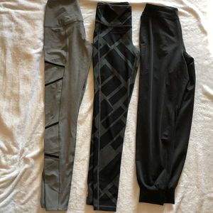 Workout Pant Bundle